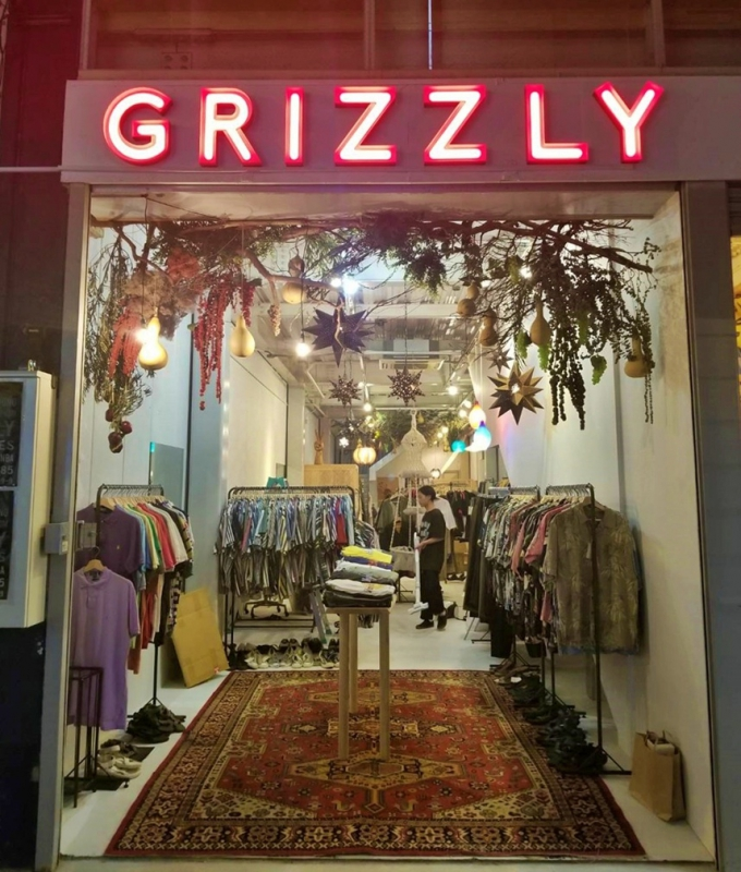 GRIZZLY (グリズリー) アメ村2号店