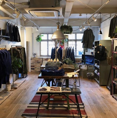 DIG UPPER Clothing Store