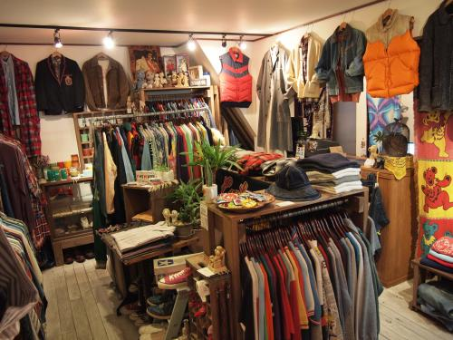AmberLamp vintage outfitters (アンバーランプ)