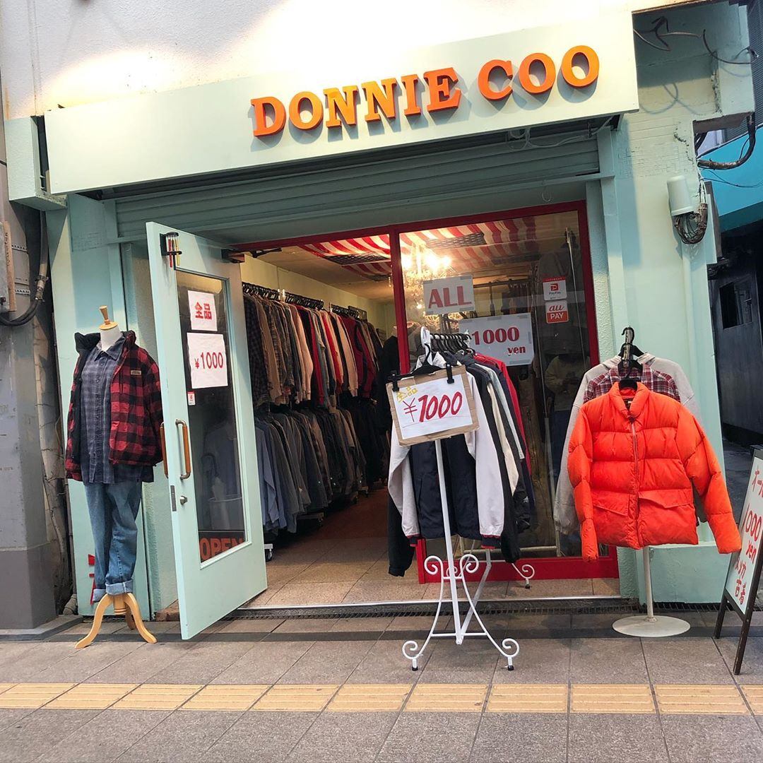 DONNIE COO (ドニー コー)