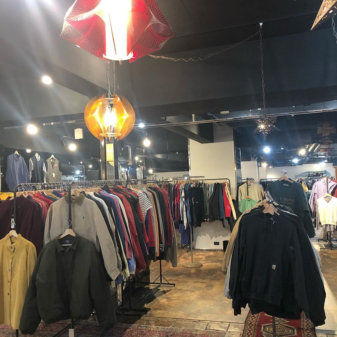 GRIZZLY (グリズリー) アメ村3号店